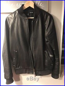 Blouson Cuir Homme The Kooples Taille S Tbe