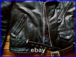 Blouson Cuir Perfecto Schott 118 J Taille 46 Occasion