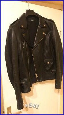 Blouson Cuir Perfecto The kooples Homme Taille M