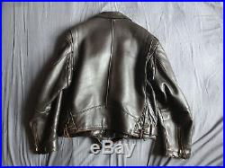 Blouson Perfecto homme, cuir, taille L (US 42)