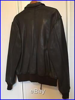 Blouson pilote type A2 homme taille 42