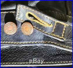 Jeans Jacket AEROLEATHER Horsehide blouson cuir A2, G1
